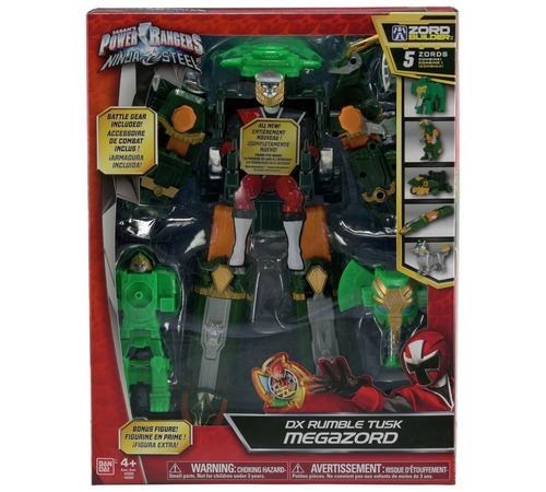 power rangers ninja steel megazord sunny f