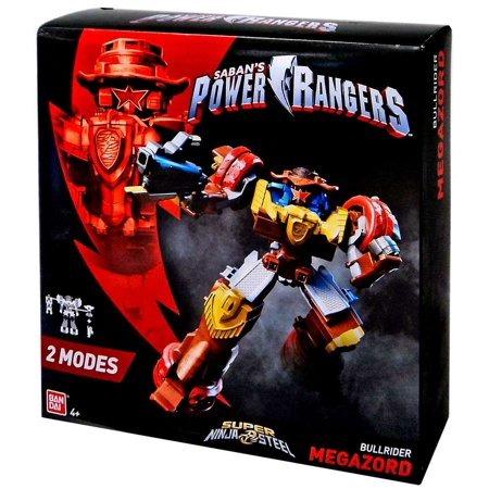 Megazord Steel Rangers Ninja Power Original Super 6bf7Ygy