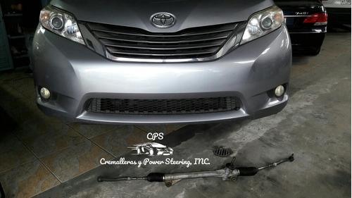 power steering y cremalleras