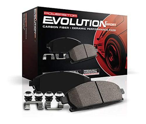 power stop  z23-242  z23 evolution pastillas