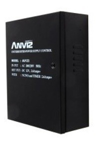 power supply control de acceso anviz - tecsys
