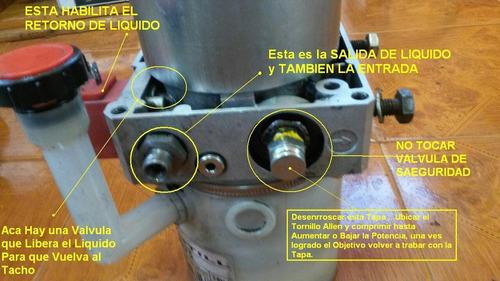 power trim pistones  varios