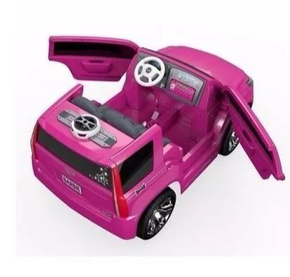 Power Wheels Cadillac Escalade >> Power Wheels - Barbie Cadillac Escalade - $ 9,499.00 en ...