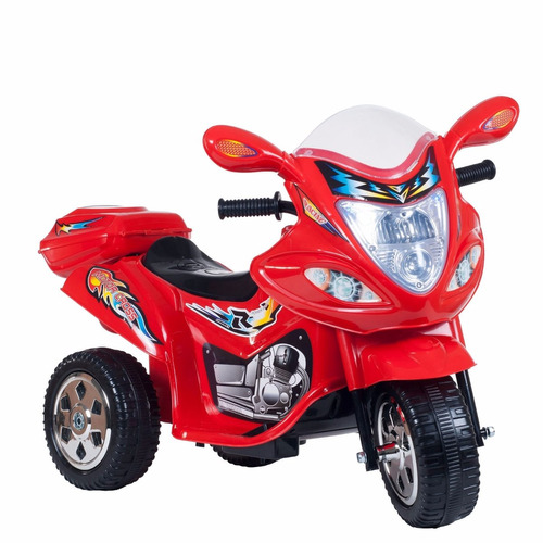 power wheels lil' rider red baron motorized ride on three