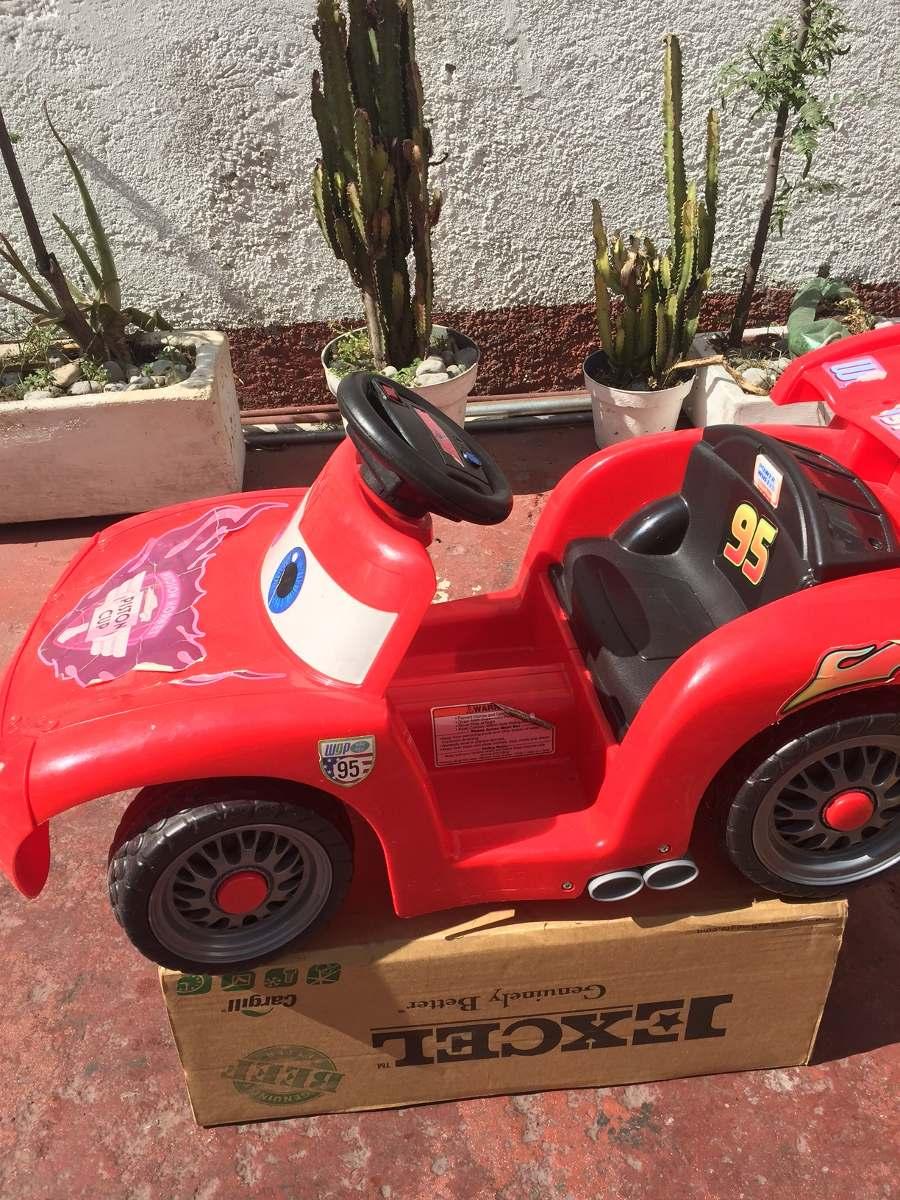 Power Wheels Rayo Mcqueen Usado 1 500 00 En Mercado Libre