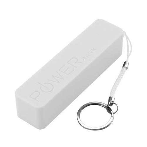 powerbank 1500mha bateria universal economicablanco blanco