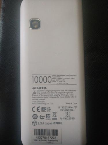 powerbank adata pt100