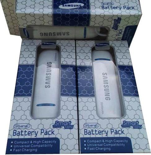 powerbank bateria cargador emergente 3500mah samsung nuevos