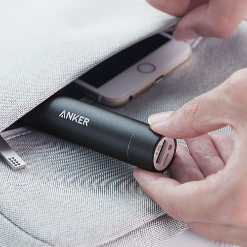 powerbank bateria portatil 3350mah anker