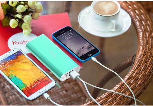 powerbank cargador portatil yoobao sp2 10000mah