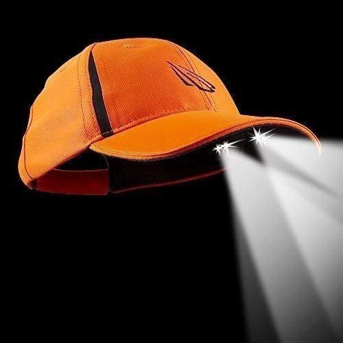 7111fdb770d4e Powercap Camo   Blaze Led Hat 25 10 Ultra-bright Hands Free ...