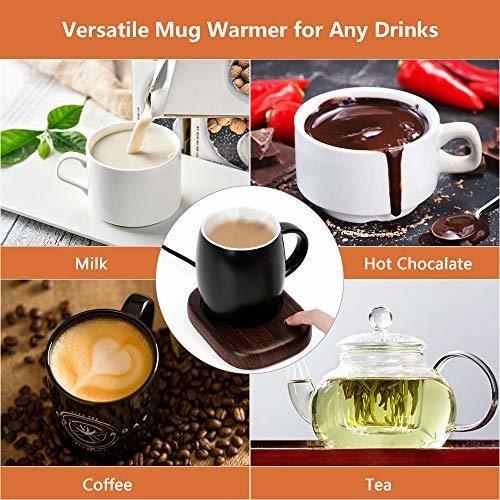 Drinks POWERGIANT Coffee Mug Warmer Electric Cup Warmer with