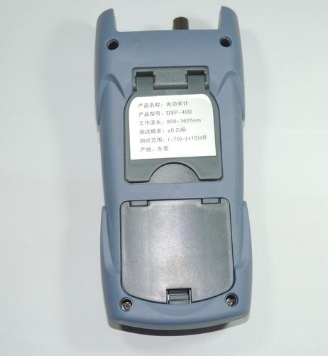 powermeter power meter optico medidor de potência novo