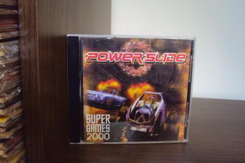 powerslide - supergames 2000 # 06