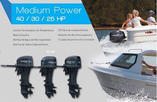 powertec 30 hp