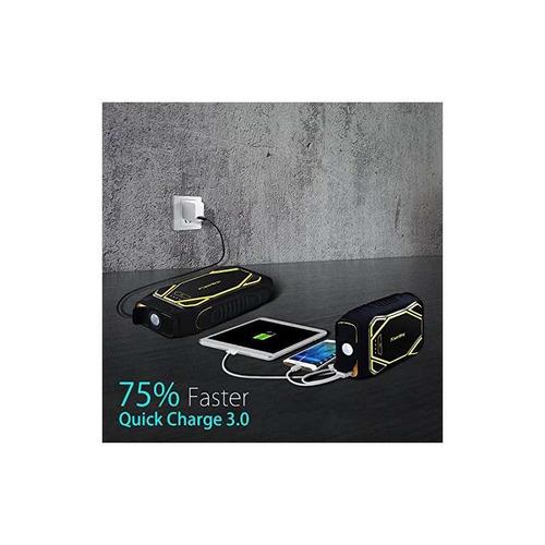 powerurus ip66 1600a peak jump portable jump starter (hasta