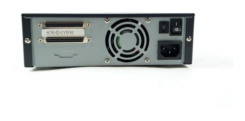 powervault dell 110t dlt vs160 80/160gb lvd externa 0gj869