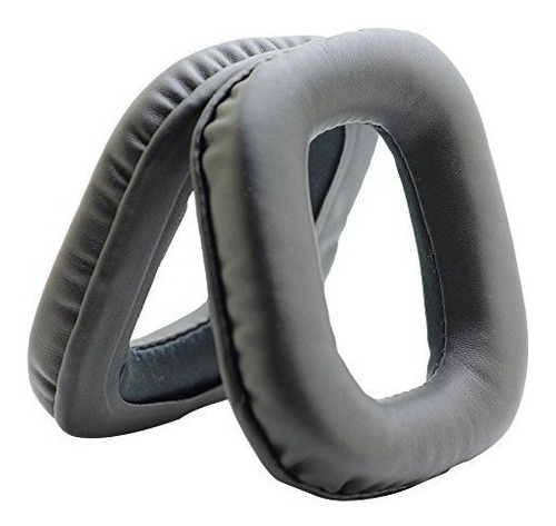 poyatu almohadillas para orejas para logitech g35 g430 g930