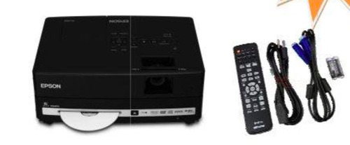 poyector epson powerlite presenter con lector usb y dvd