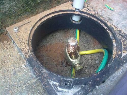 pozo a tierra - instalacion - mantenimiento