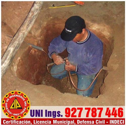 pozo a tierra instalacion - mantenimiento - protocolo
