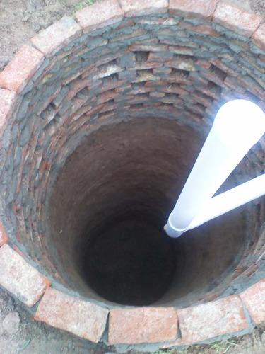 pozo ciego cloaca y agua