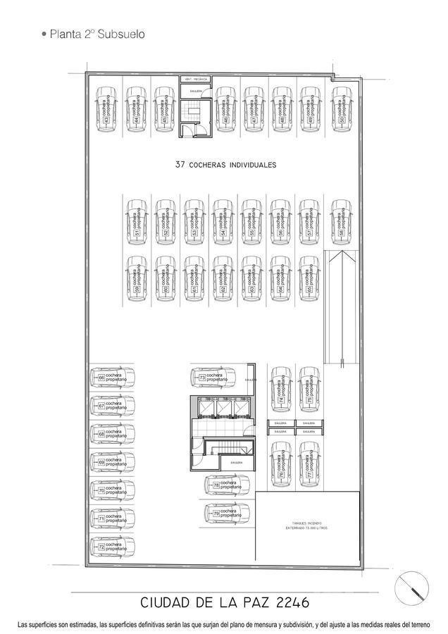 pozo - departamento de 1 ambiente  en belgrano - apto profesional
