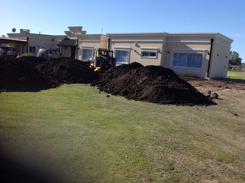 pozo para pileta - excavaciones - movimientos de suelos