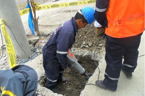 pozo tierra o medida de resistividad de suelo