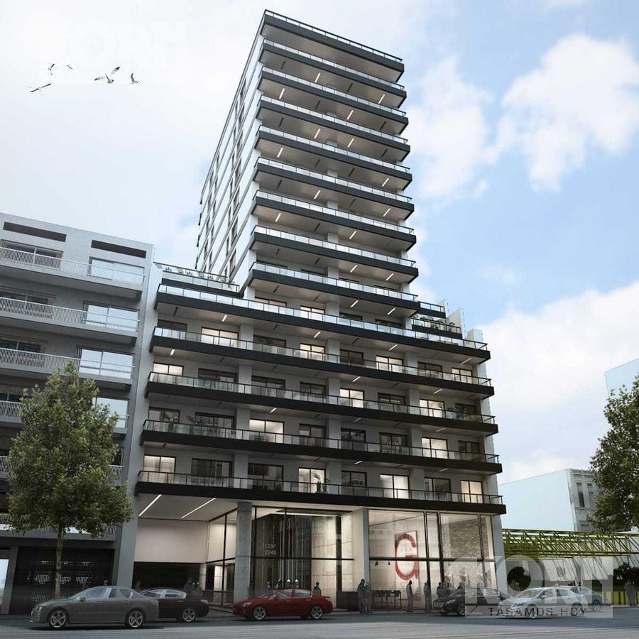 pozo - venta departamento 4 ambientes con terraza en belgrano - apto profesional