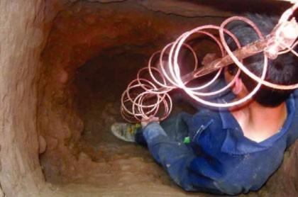 pozos a tierra mantenimiento y instalacion