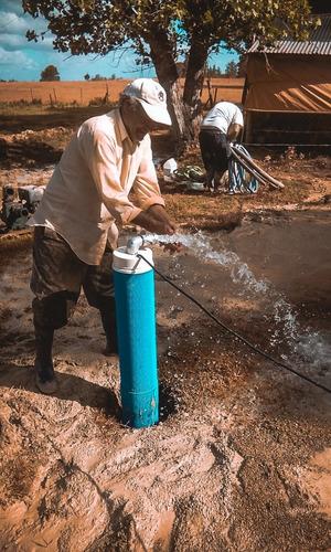 pozos de agua, perforaciones, cateos, bombas