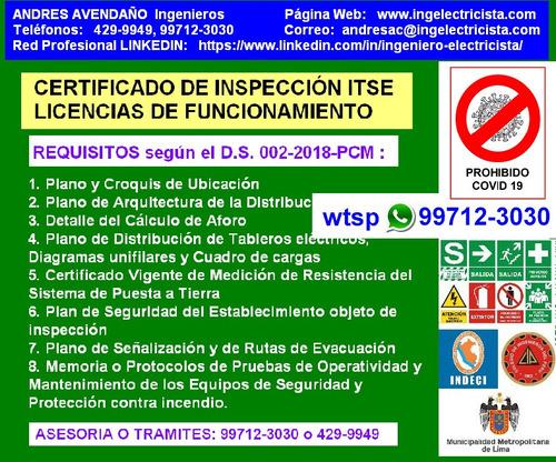 pozos de puesta a tierra certificados ingeniero electricista