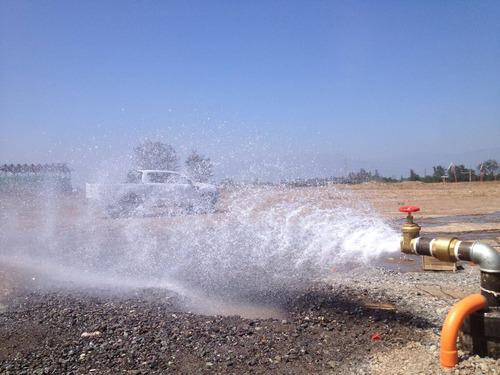 pozos profundos  agua para tu parcela - calidad y tecnologia