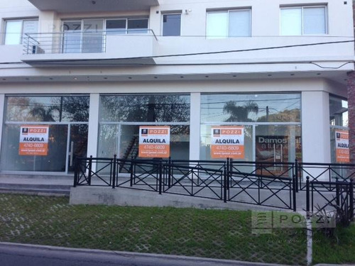 pozzi inmobiliaria - alquiler local en general pacheco - tigre