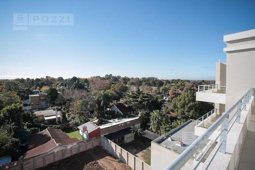pozzi inmobiliaria - departamento en alquiler a estrenar boulevard ii - general pacheco