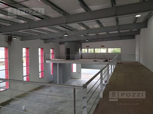pozzi inmobiliaria - galpón a estrenar en alquiler en general pacheco - tigre
