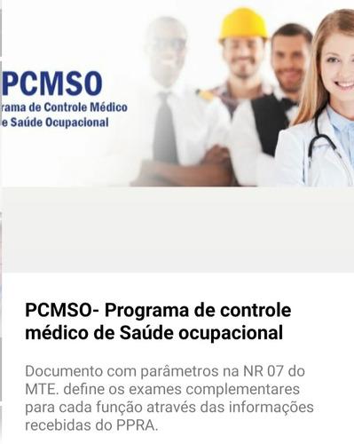 ppra,pcmso ltcat treinamentos para rodono brasil