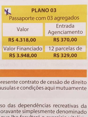 ppvf - passaporte preferencial vitalício familiar