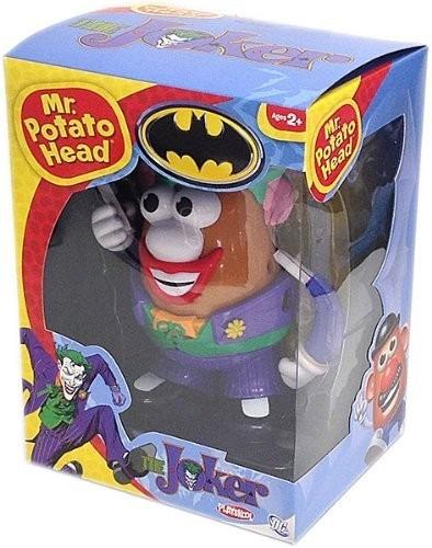 ppw dc comics the joker mr. potato head toy