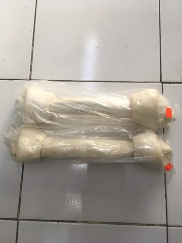 pqte 10 huesos de carnaza natural de 11-12 c/envío
