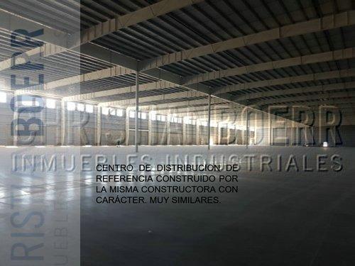 pque ind pilar - 3 a 62.000m cub - centro distrib premium-