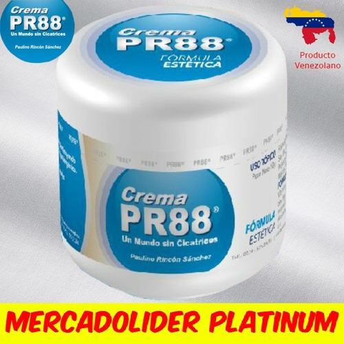 pr88® formula estética / manchas / estrías / anti arrugas