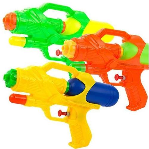practica pistola de agua carnavalera