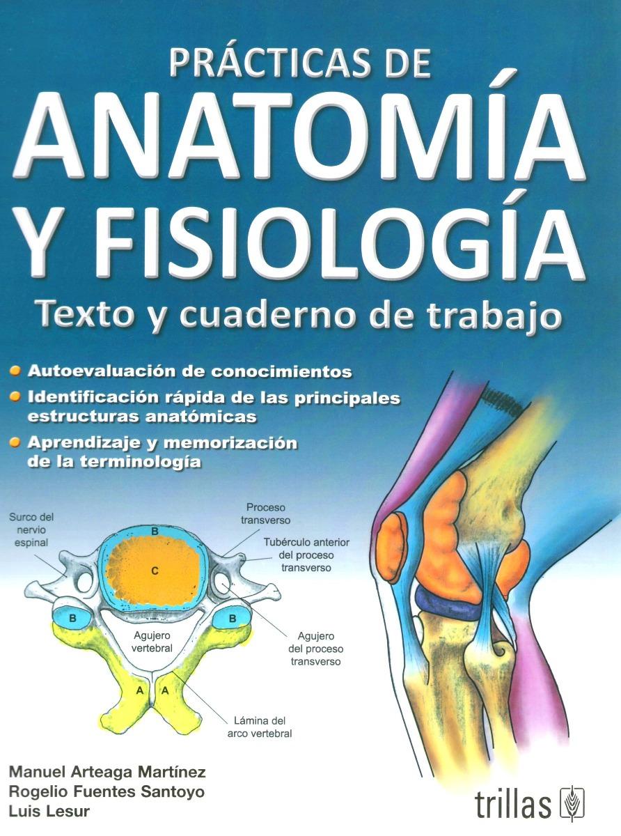 Prácticas De Anatomía Y Fisiología - Arteaga Martinez - $ 250.00 en ...