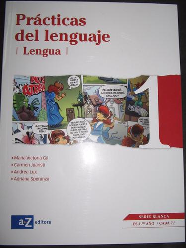 practicas de lenguaje 1 serie blanca a-z $700 nuevo