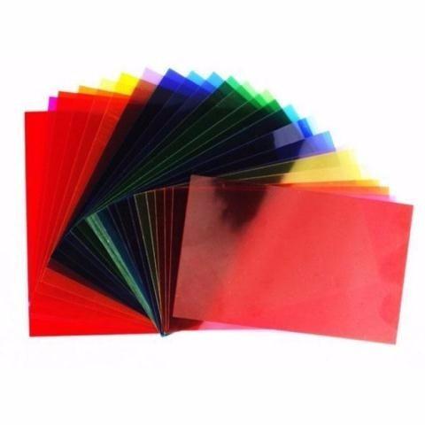 practico filtro de colores difusor para flash yongnuo canon