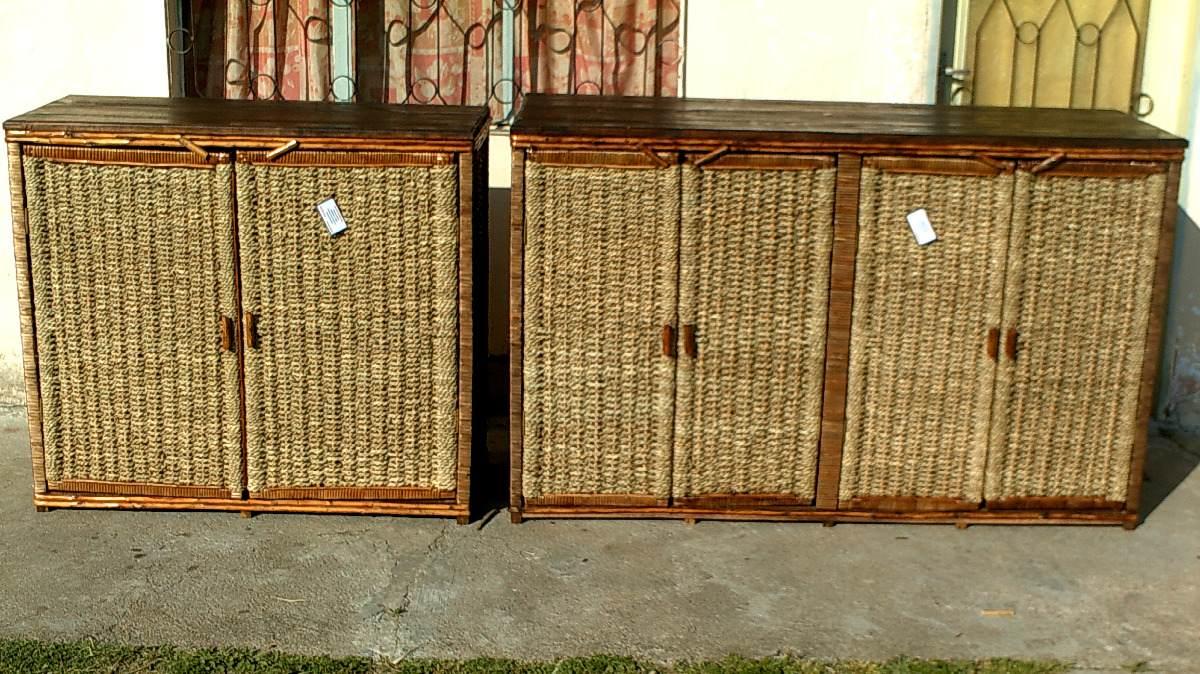 Muebles de mimbre muebles cajoneras ordenadores de pino y for Muebles marroquies online