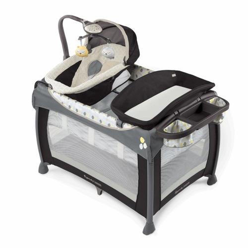practicuna bebe moises cambiador con proyector movil musica