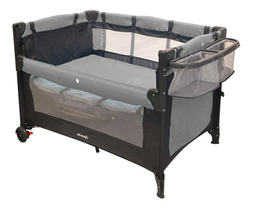 practicuna bebés avanti colecho organiz. cambiador + colchón